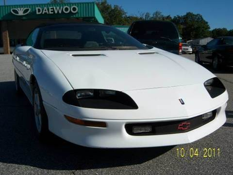 GREENWOOD DAEWOO - Used Cars - Greenwood SC Dealer