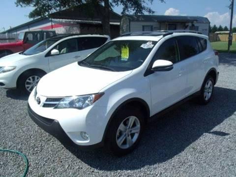 2014 Toyota RAV4 for sale in Crossville, AL