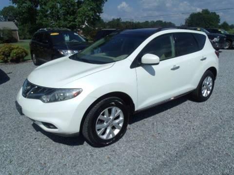 2012 Nissan Murano for sale in Crossville, AL