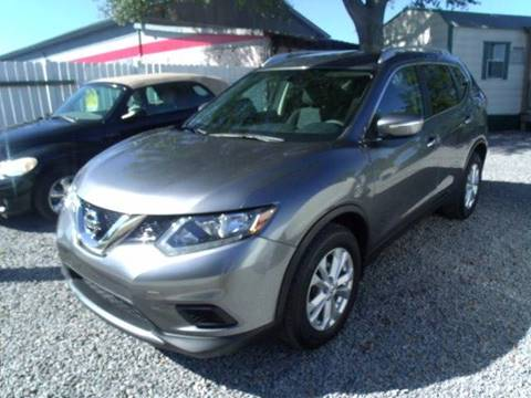 2015 Nissan Rogue for sale in Crossville, AL