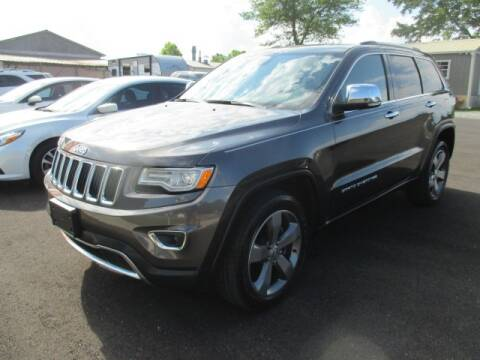 2015 Jeep Grand Cherokee Limited for sale at G. B. ENTERPRISES LLC in Crossville AL