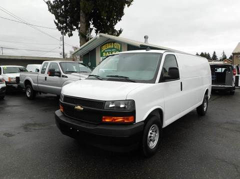 Chevrolet Used Cars Pickup Trucks For Sale Seattle Emerald City Auto