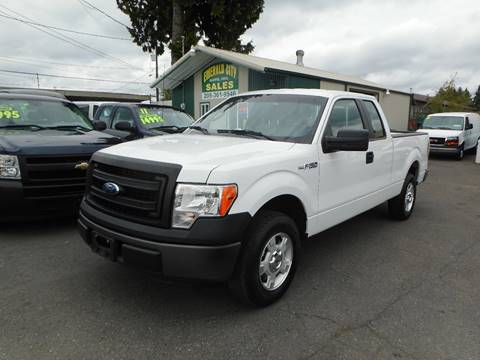 2014 Ford F-150 for sale in Seattle, WA