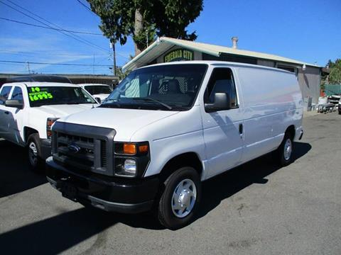 2013 Ford E-Series Cargo for sale in Seattle, WA