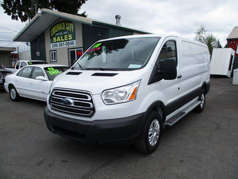 2018 Ford Transit Cargo for sale in Seattle, WA