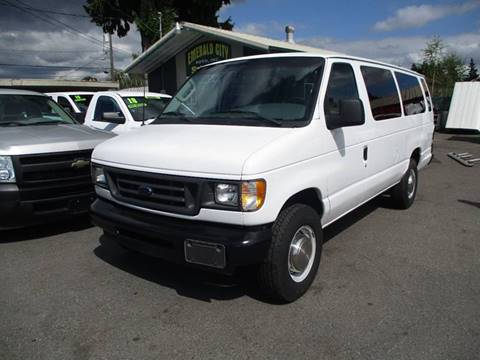 2003 Ford E-Series Wagon for sale in Seattle, WA
