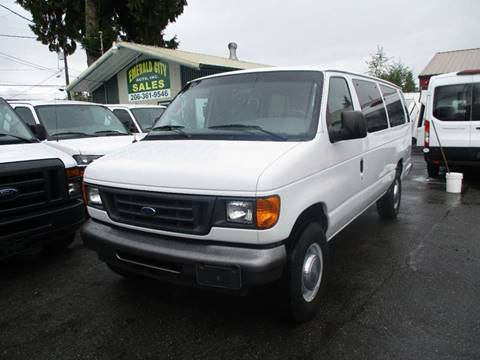 2005 Ford E-Series Wagon for sale in Seattle, WA