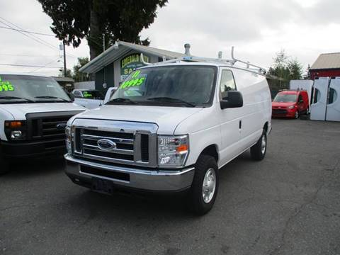 2011 Ford E-Series Cargo for sale in Seattle, WA