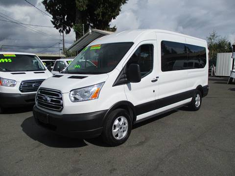 2019 Ford Transit Passenger for sale in Seattle, WA