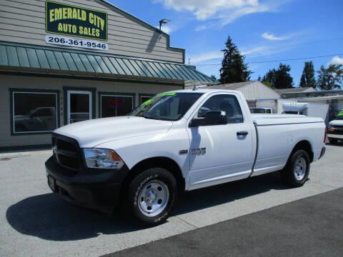 2015 RAM Ram Pickup 1500 Tradesman for sale at Emerald City Auto Inc. in Seattle WA