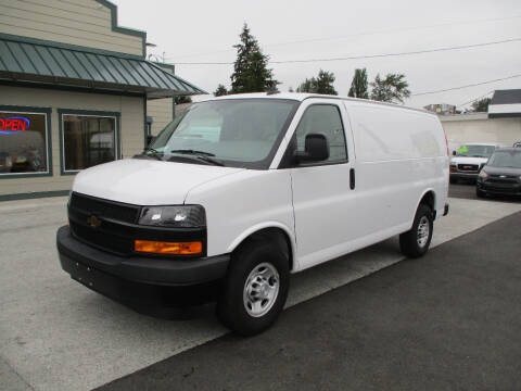 2018 Chevrolet Express Cargo 2500 for sale at Emerald City Auto Inc. in Seattle WA