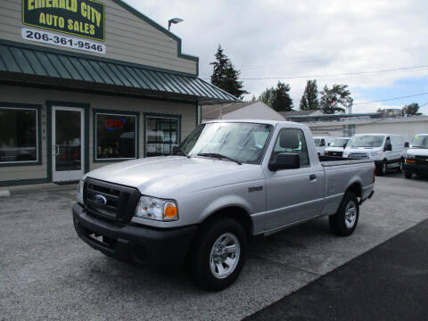 2011 Ford Ranger XL for sale at Emerald City Auto Inc. in Seattle WA