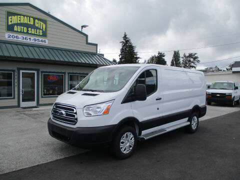2019 Ford Transit Cargo 250 for sale at Emerald City Auto Inc. in Seattle WA