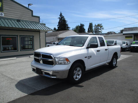 2019 RAM Ram Pickup 1500 Classic for sale at Emerald City Auto Inc. in Seattle WA