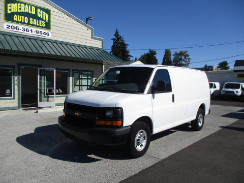 2016 Chevrolet Express Cargo for sale at Emerald City Auto Inc. in Seattle WA