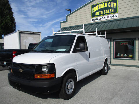 2014 Chevrolet Express Cargo for sale at Emerald City Auto Inc. in Seattle WA