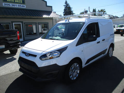 2016 Ford Transit Connect Cargo for sale at Emerald City Auto Inc. in Seattle WA