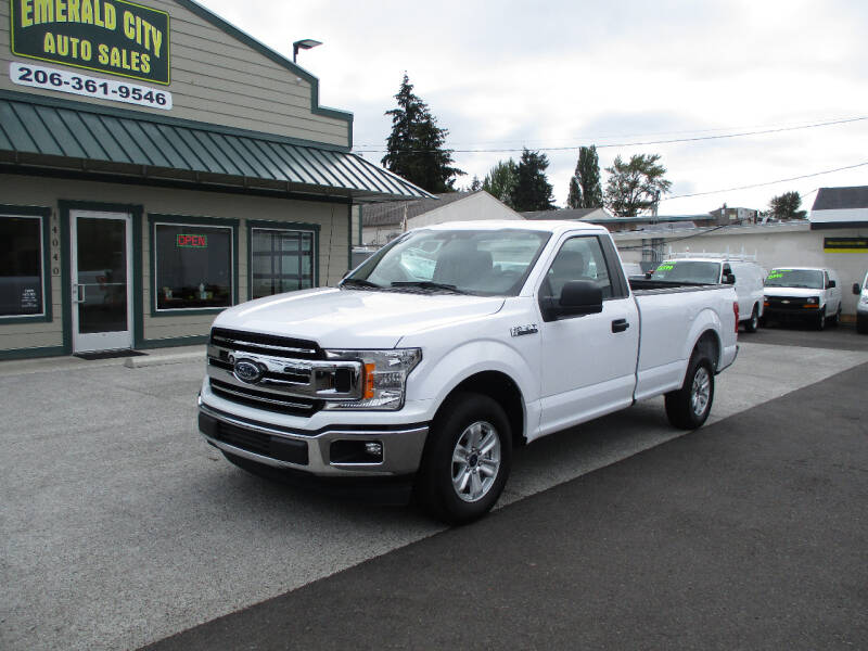 2019 Ford F-150 for sale at Emerald City Auto Inc. in Seattle WA