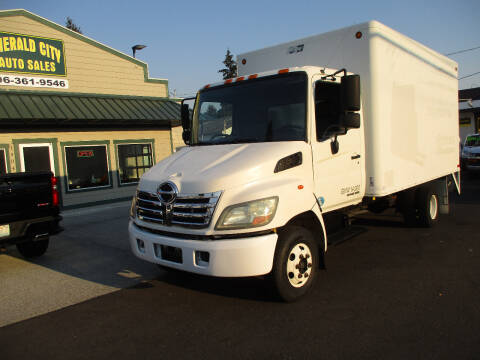 2009 Hino 145 for sale at Emerald City Auto Inc. in Seattle WA