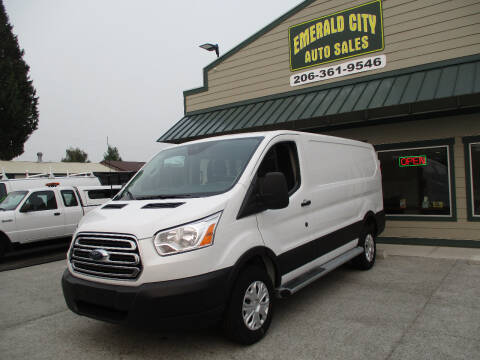 2019 Ford Transit Cargo for sale at Emerald City Auto Inc. in Seattle WA