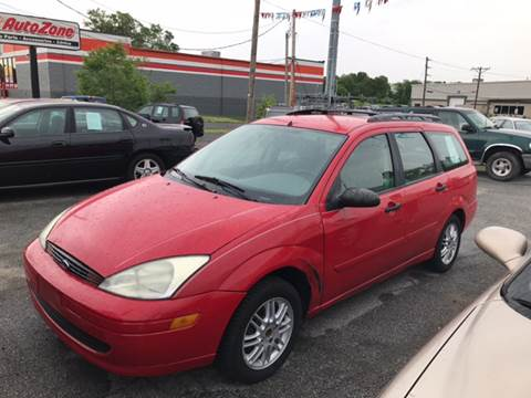 2002 Ford Focus for sale in Bear, DE