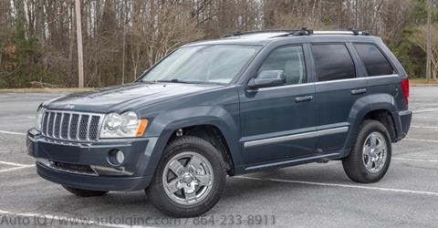2007 Jeep Grand Cherokee for sale in Greenville, SC