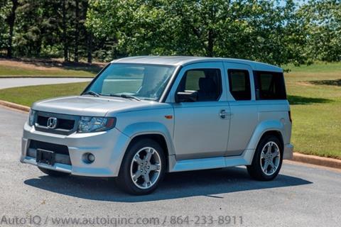 2010 Honda Element for sale in Greenville, SC