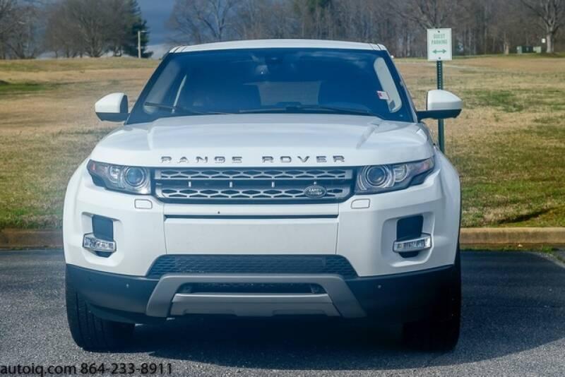 2015 Land Rover Range Rover Evoque Pure Plus (image 2)