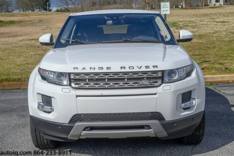 2015 Land Rover Range Rover Evoque Pure Plus (image 4)