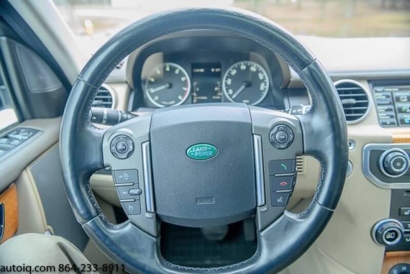 2013 Land Rover LR4 HSE (image 19)