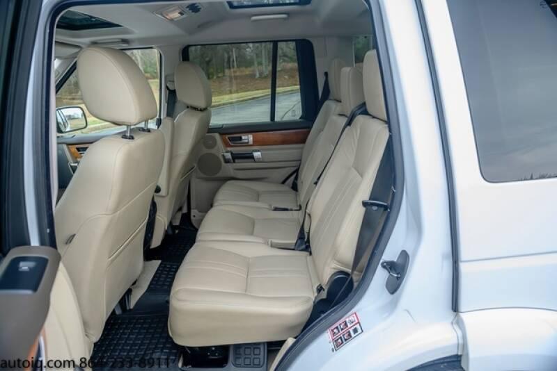 2013 Land Rover LR4 HSE (image 11)