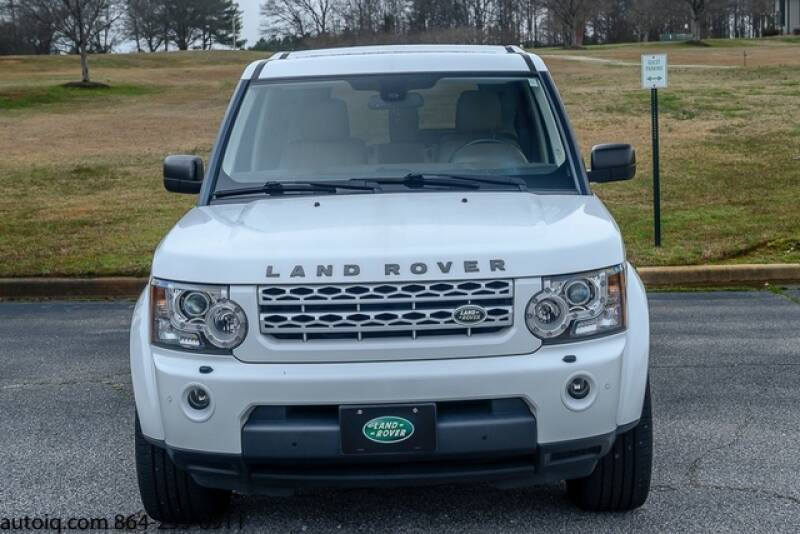 2013 Land Rover LR4 HSE (image 2)
