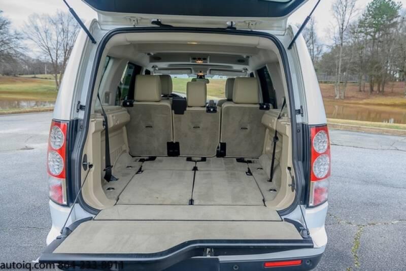 2013 Land Rover LR4 HSE (image 9)