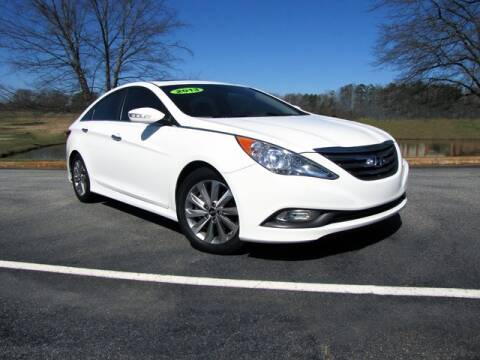 2014 Hyundai Sonata for sale at AUTO IQ Inc. in Greenville SC