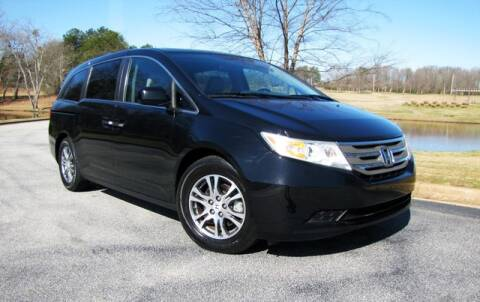 2013 Honda Odyssey for sale at AUTO IQ Inc. in Greenville SC