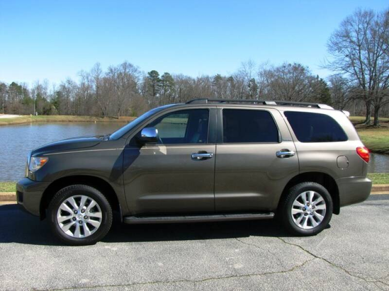 2013 Toyota Sequoia Limited (image 4)