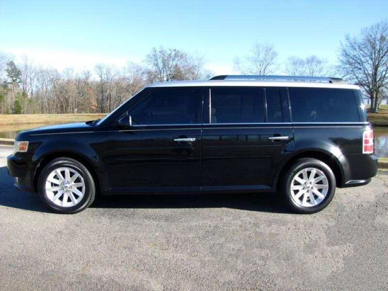 2011 Ford Flex SEL (image 2)