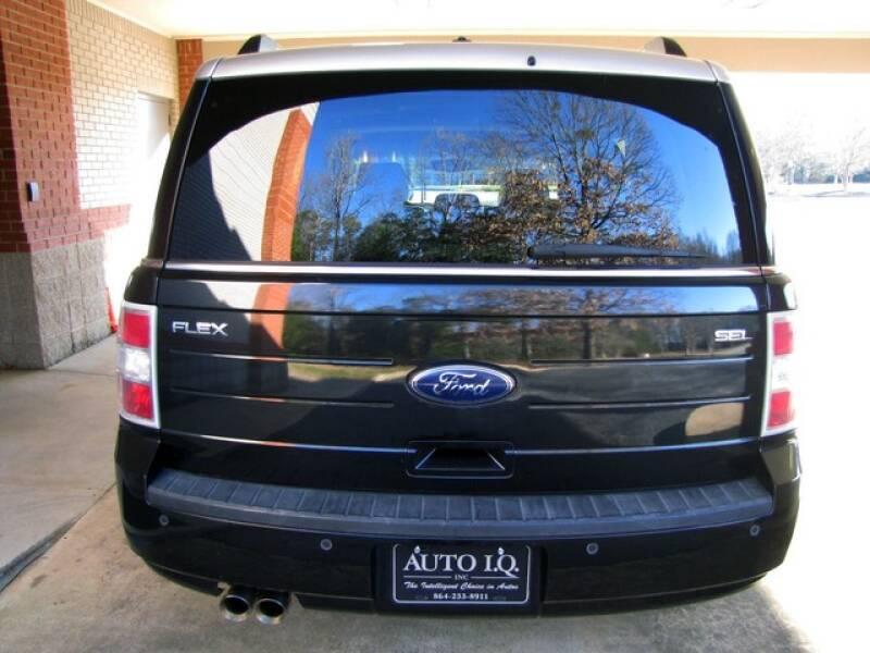 2011 Ford Flex SEL (image 3)