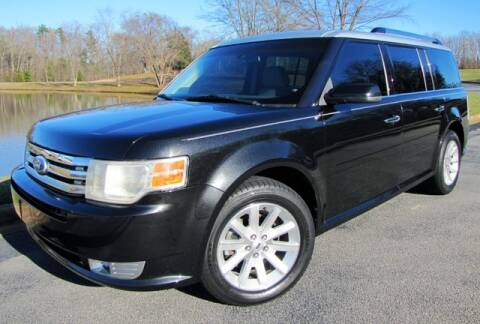 2011 Ford Flex SEL for sale at AUTO IQ Inc. in Greenville SC