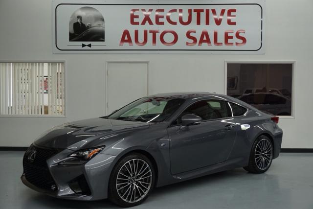 2015 Lexus Rc F In Fresno Ca Executive Auto Sales