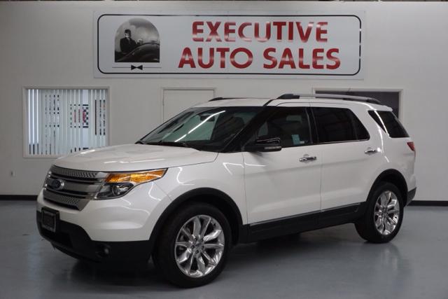 2011 ford explorer in fresno ca - executive auto sales