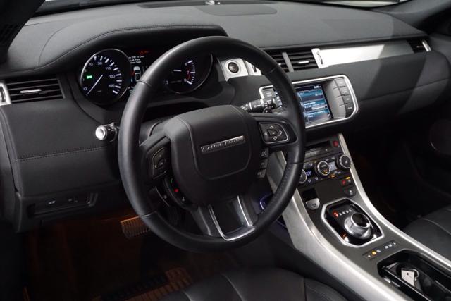 Range Rover 2015 Interior Black