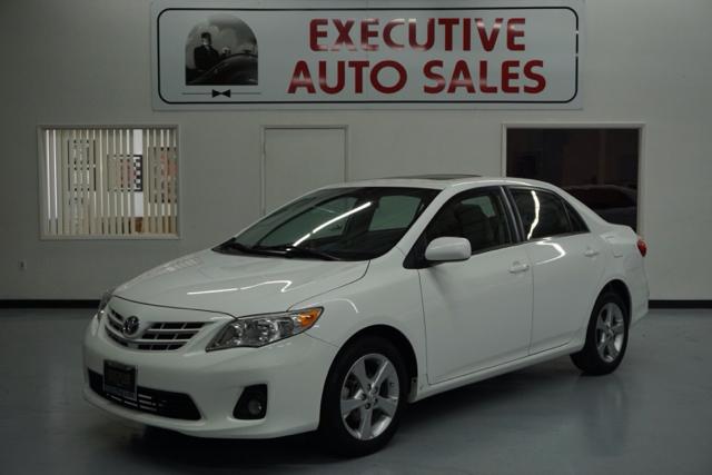 Toyota Corolla In Fresno CA Executive Auto Sales - Auto corolla