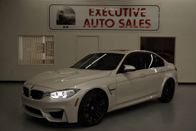 BMW M In Fresno CA Executive Auto Sales - Bmw 2015 m3 for sale