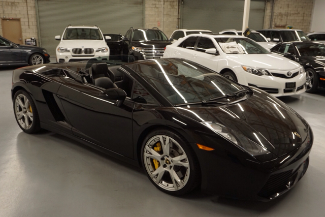 2007 Lamborghini Gallardo Fresno Ca Fresno California Convertible