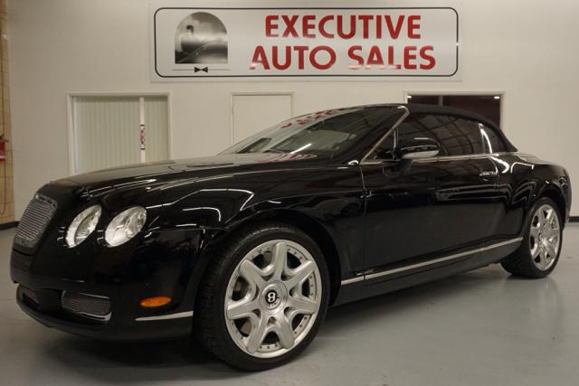 2008 Bentley Continental Gtc In Fresno Ca Executive Auto Sales