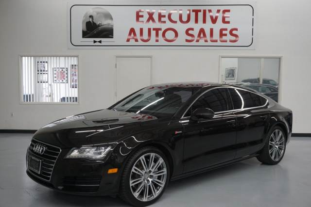 2012 Audi A7 3.0T quattro Premium Plus In Fresno CA - Executive Auto