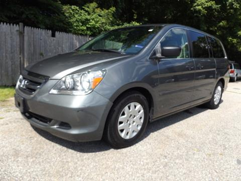 2007 Honda Odyssey for sale in Wayland, MA