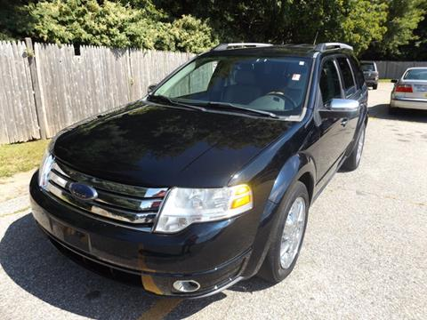2008 Ford Taurus X for sale in Wayland, MA
