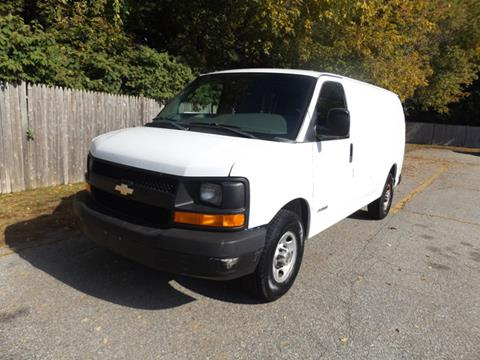 2004 Chevrolet Express Cargo for sale in Wayland, MA